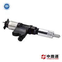 压电晶体柴油喷油器 095000-6980