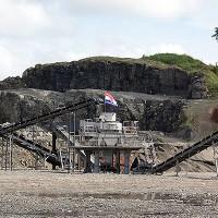 时产300-450吨黄岗岩沙石粉碎机