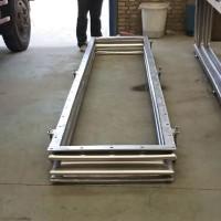矩形波纹补偿器 法兰焊接方形波纹补偿器 风机补偿器厂家
