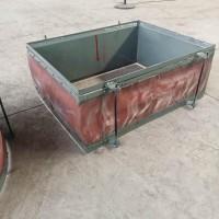 非金属方形 矩形柔性膨胀节 耐腐蚀软连接 河北厂家