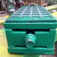 甘肃机床垫铁 腾淼量具制造公司定制三层调整垫铁
