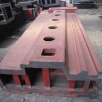 甘肃大型机床铸件_腾淼量具制造公司定做机床床身铸件