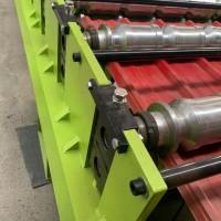 江源红旗压瓦机_中吉复合板机_质量好的彩钢瓦机器可用五十+ _大庆
