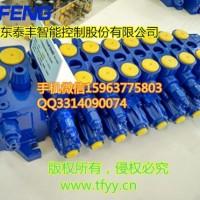 多路阀生产厂家泰丰专业生产