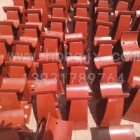 陕西铸钢桥梁立柱生产商/泊泉机械制造/供应铸铁桥梁支架