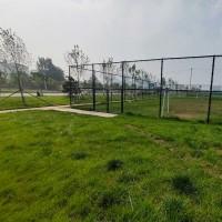 铜川市护栏网 篮球足球场护栏网 包塑勾花网围栏