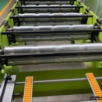 安阳_临泽金利压瓦机_工厂之家小型彩钢瓦设备价格_能用五十+年的设备