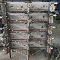 贵州刮粪机厂家~沧州万晟畜牧设备来图加工不锈钢刮粪机