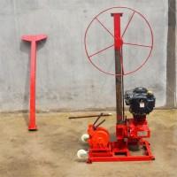 厂家小型内燃式背包钻机  地质勘探便捷钻机直销
