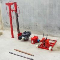 供应便携式地质取样背包钻机 内燃式小型钻孔机