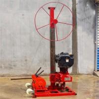 供应轻便岩心背包钻机 小型地质勘察钻机厂家 轻便式背包钻机