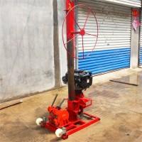 小型内燃式背包钻机 便携式取样钻机 地质勘探便捷钻机