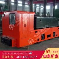 20T架线式工矿电机车组成,特点及参数