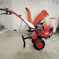 旋耕除草机微耕机大全价格表柴油新款微耕机开沟器使用视频