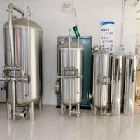 龙井鸿谦不锈钢过滤器 环保污水处理过滤器品质保障