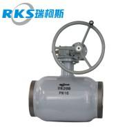 你知道涡轮式全焊接球阀的优势吗?