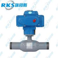瑞柯斯带来小口径电动全焊接球阀的技术特点