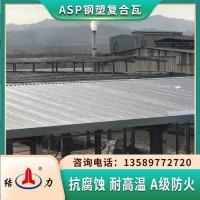 钢塑复合瓦 山东肥城钢塑耐腐板 厂房防腐瓦耐高温